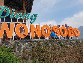 Wonosobo Indonesië
