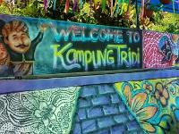 muurschilderingen tridi kampung jodipan village malang