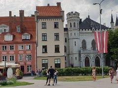 Binnenstad Riga