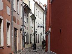 Riga straatjes