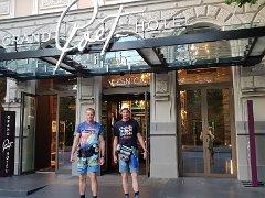 Statige Poef hotel