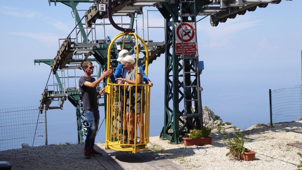 Monte Capanne kabelbaan