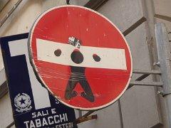 verkeersborden van Florence