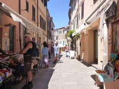 Staaratjes op Elba